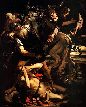 The Conversion of Saint Paul (Caravaggio) - Wikipedia The Conversion Of St. Paul