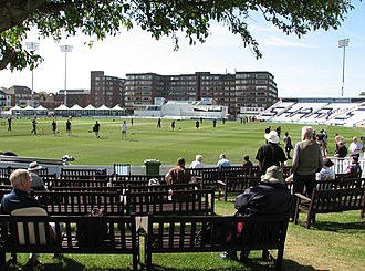 County Cricket Ground, Hove - Image: The County Ground, Hove geograph.org.uk 2406336