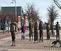 The Famine Memorial on Custom House Quay - geograph.org.uk - 1733762.jpg