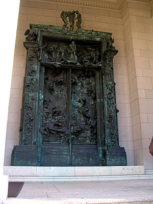 Rodin Museum - Image: The Gates of Hell Philadelphia