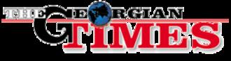 The Georgian Times - Image: The Georgian Times logo
