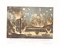 The Grand Display of Fireworks and Illuminations at the Opening of the Great Suspension Bridge Between New York and Brooklyn on the Evening of May 24, 1883. View from New York Looking towards Brooklyn. MET DR483.jpg