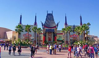 The Great Movie Ride, the visual centerpiece of Disney's Hollywood Studios.[2]