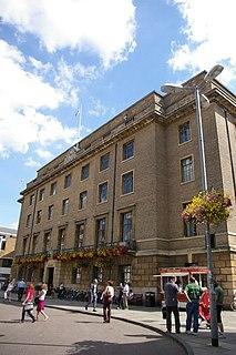 2012 Cambridge City Council election