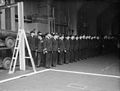 The King Pays 4-day Visit To the Home Fleet. 18 To 21 March 1943, at Scapa Flow, the King, Wearing the Uniform of An Admiral of the Fleet, Paid a 4-day Visit To the Home Fleet. A15123.jpg