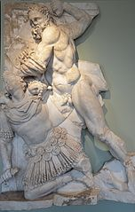 Hercules and the Cattle of Geryon Ra 28 l