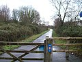 The Lon Menai Cycleway west of Griffith's Crossing - geograph.org.uk - 1595592.jpg