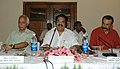 The Minister of State for Coal Dr. Dasari Narayana Rao chairing the 30th meeting of Standing Committee on Safety in Coal Mines, in New Delhi on June 27, 2007.jpg