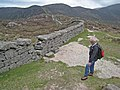 The Mourne Wall above Hare's Gap - geograph.org.uk - 437610.jpg