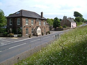 Halwell and Moreleigh - The Old Inn at Halwell.