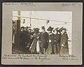 The President, Mrs. Roosevelt, Ethel Roosevelt, and ladies, on the Mayflower - William H. Rau, Phila-Penna. LCCN2013651288.jpg