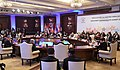 The Prime Minister, Shri Narendra Modi addressing the Plenary Session of ASEAN-India Commemorative Summit, in New Delhi on January 25, 2018 (1).jpg