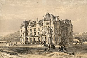 Duke of cornwall hotel wikivividly swyddfar sir the queens hotel circa 1875 fandeluxe Gallery