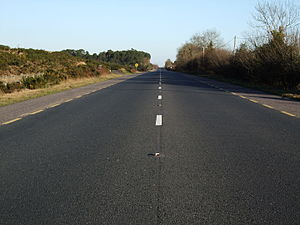 R639 road (Ireland) - The R639 between Cahir and Skeheenarinky, built after 1811.