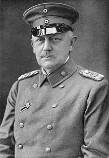 Helmuth von Moltke the Younger Chief of the German General Staff
