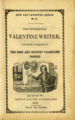 The Sentimental Valentine Writer, containing a selection of the best and newest Valentine poetry. New and Improved Series. No. 13 (1850).png