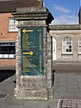 The Signpost, Langport - geograph.org.uk - 1131859.jpg