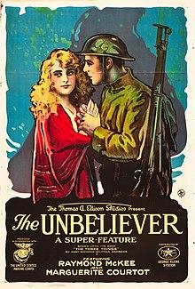 Неверующий 1918 poster.jpg