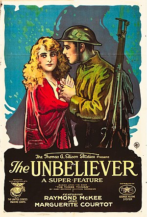 The Unbeliever - Movie poster