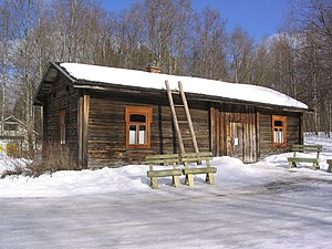 Northern Savonia - Image: The birthplace Lepikon Torppa of the finnish president Urho Kekkonen
