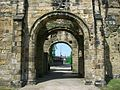 The gatehouse, Monk Bretton Priory 3.jpg