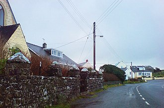 Penycwm - Image: The hamlet of Penycwm geograph.org.uk 1140322