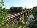 The narrow-gauge railroad bridge across the river Cheptsa.jpg