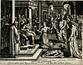 The power of wisdom; Solomon gives the order that a child sh Wellcome V0049747.jpg