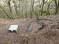 The rail incline on Bulkeley Hill (geograph 4878729).jpg