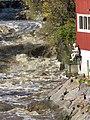 The rapids on the river Vantaa - panoramio.jpg