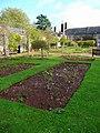 The rose garden behind Cockington Court - geograph.org.uk - 1575124.jpg