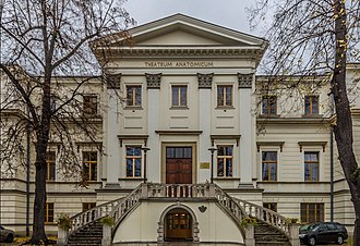 Jagiellonian University Medical College - Theatrum Anatomicum