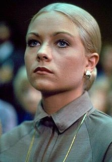 Theresa Russell American actress