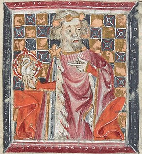 Thomas of Woodstock, 1st Duke of Gloucester Duke of Gloucester, Duke of Aumale, Earl of Buckingham and Earl of Essex