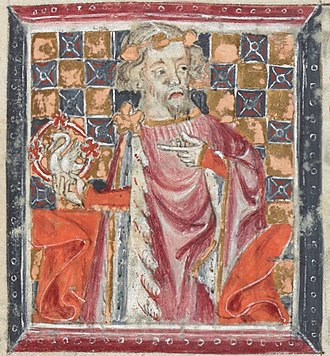 Thomas of Woodstock, 1st Duke of Gloucester - Image: Thomas Woodstock