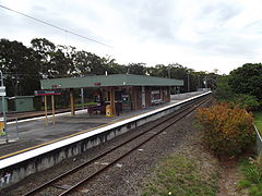 Thorneside Railway Station, Queensland, Aug 2012.JPG