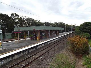 Thorneside railway station railway station in Brisbane, Queensland, Australia