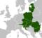 Mapka: Trójmorze