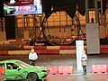 Tiff Needell and Vicki Butler from The Fifth Gear at Top Gear Live (Ank Kumar) 03.jpg