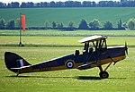 Tiger Moth, Imperial War Museum, Duxford, May 19th 2018. (42195237592).jpg