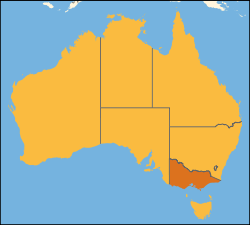 Tigris-Australia location Victoria.svg
