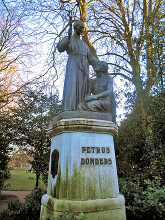 Peter Donders - Statue made around 1926 in Tilburg