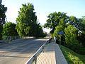 Tilts pāri Rēzeknes upei. Bridge over Rēzekne river. July, 2015 - panoramio.jpg