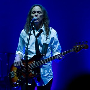 Timothy B. Schmit - Schmit performing with the Eagles in 2008.