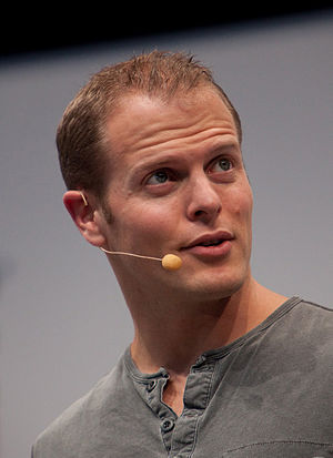 Tim Ferriss, author of The 4-Hour Chef