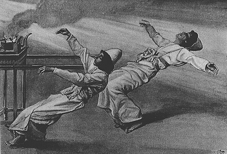 Tissot The Two Priests Are Destroyed