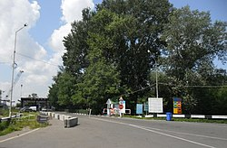 Tiszaújlak - Tiszabecs nemzetközi határátkelőhely, 2011 Tiszaújlak.jpg