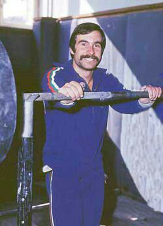 Georgi Todorov (weightlifter) - Georgi Todorov, 1973