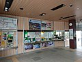 Tokamachi Station Concourse.jpg