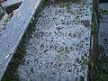 Tombe de l'amiral SAISSET et de son fils Edgard, lieutenant de vaisseau - Cimetière Montmartre -.JPG